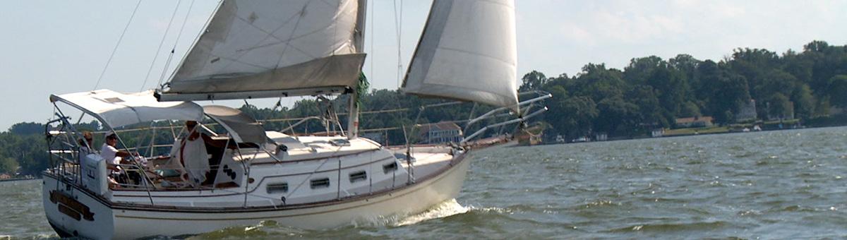 Magothy River Boating