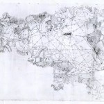 1845 Coast Survey Map of Magothy River (with bathymetry)